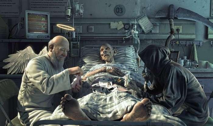 Факты о смерти