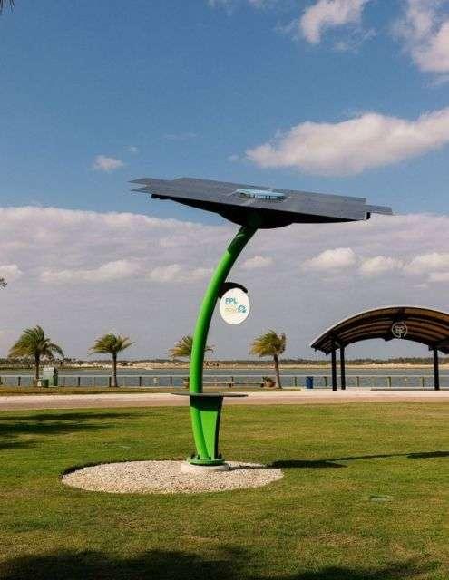 Бабкок-ранч - город, который полностью обеспечен солнечной энергией