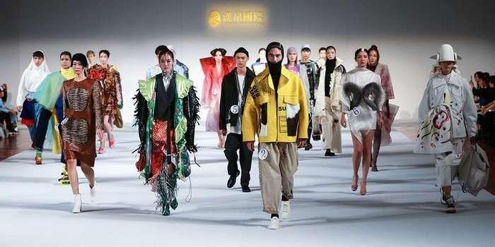 Упакуй меня полностью! В Китае стартовала Неделя моды