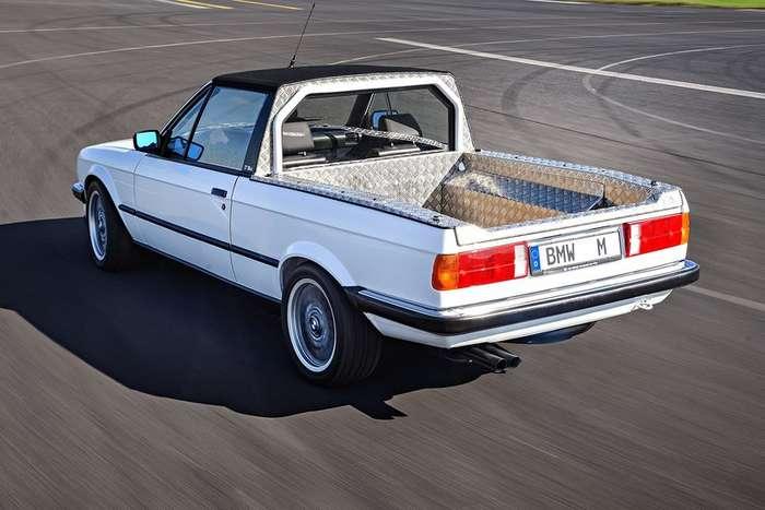Самые необычные BMW в истории