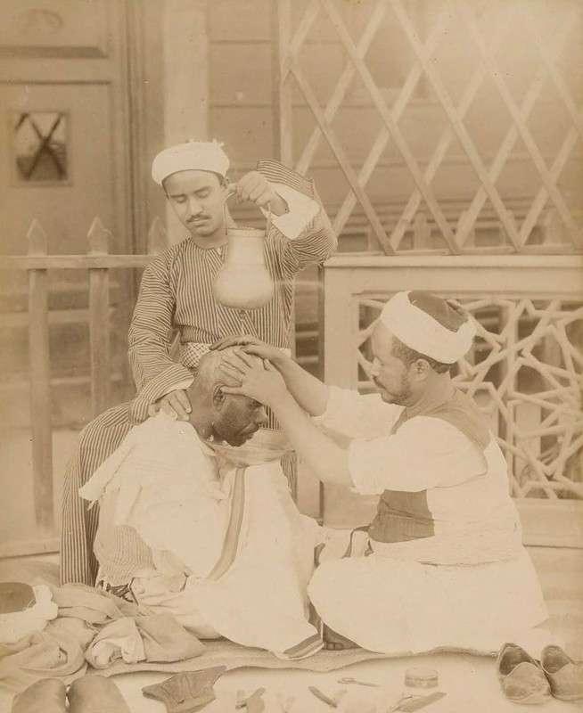 Удивительные жители неизвестного Египта 130 лет назад