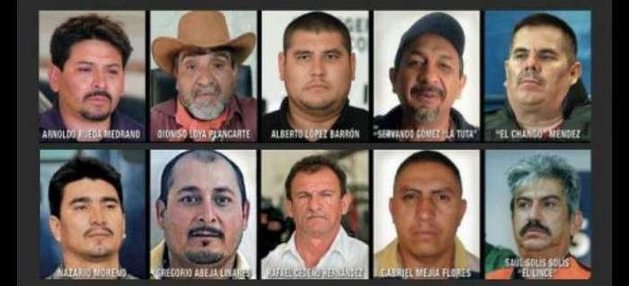 Борьба с наркомафией. Мексика