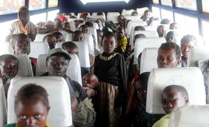 Интересные фото из Африки