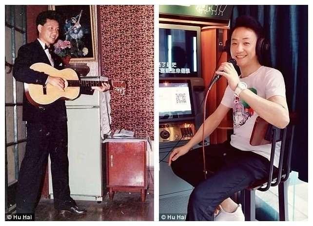 Китайский дедушка, который выглядит на 30 лет