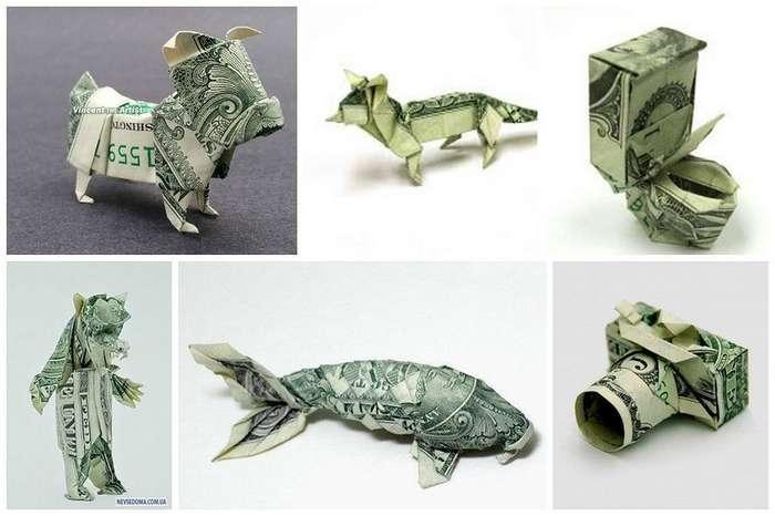 Вы так не сможете - невероятные шедевры оригами