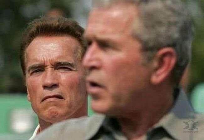 Смешные фотки политиков