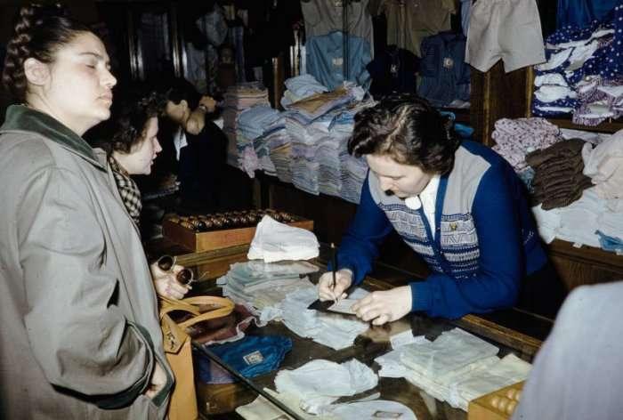 Торговля в СССР в 1960-х годах