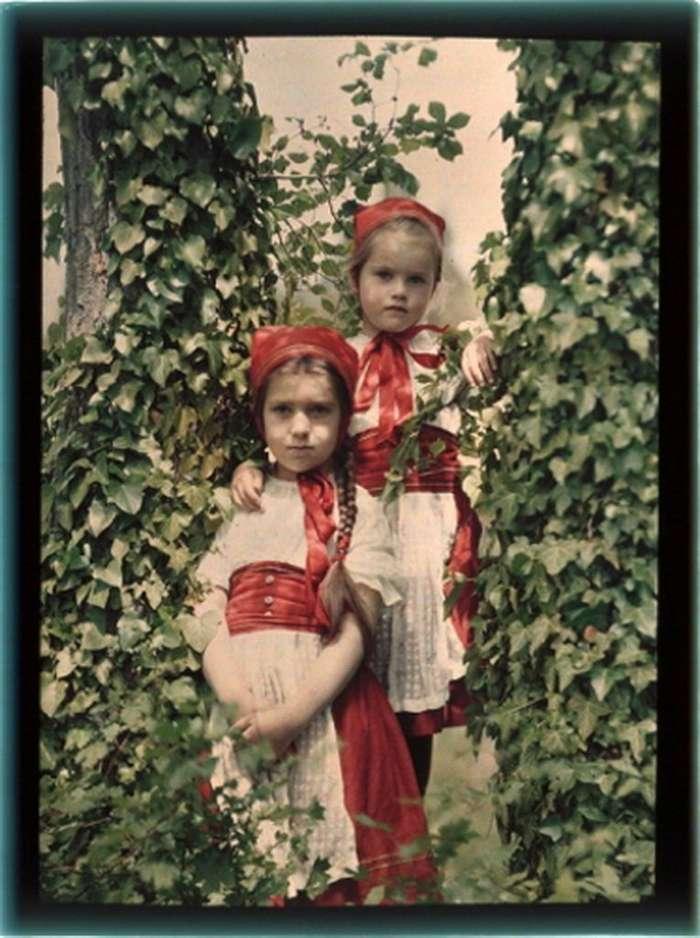30 редких цветных фотографий, которые были сделаны в России более 100 лет назад-30 фото-