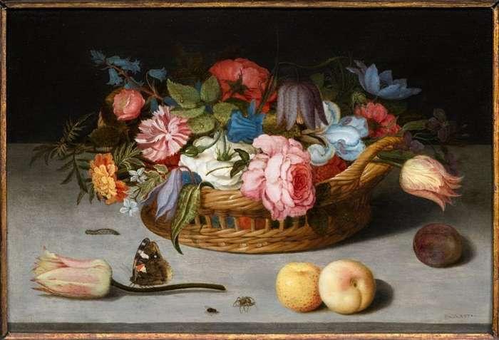 Голландский натюрморт XVII века-45 фото-