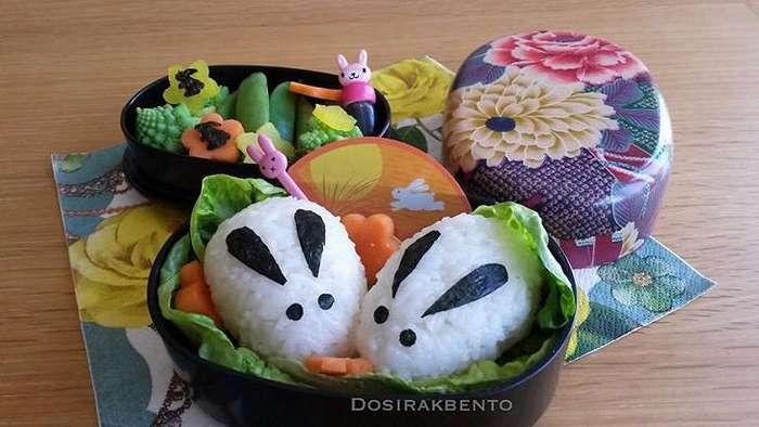 Милейшая японская еда