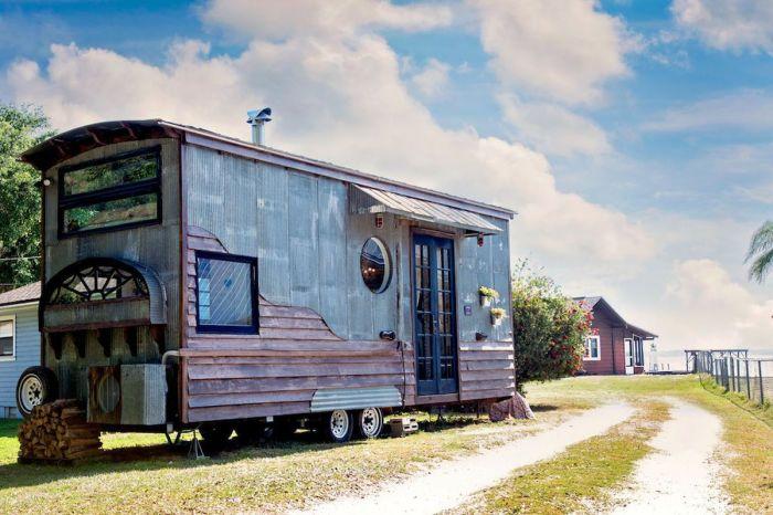 15 симпатичных домиков, в существование которых трудно поверить