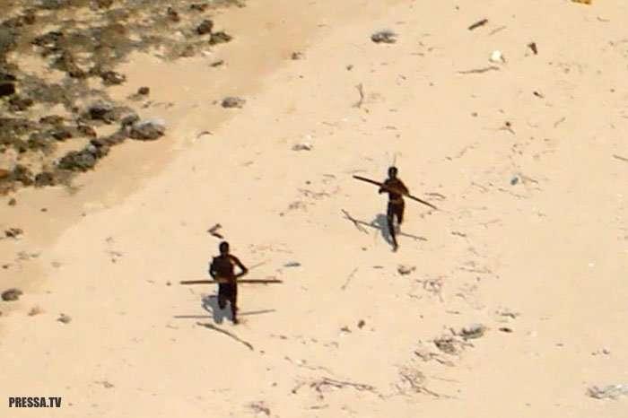 Таинственное племя Сентинелезе, незатронутое современной цивилизацией