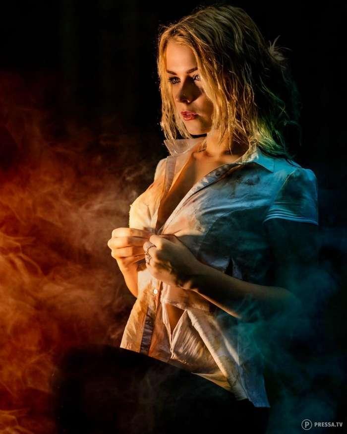 Самая яркая и сексуальная девушка-косплеер в России Ирина Мейер