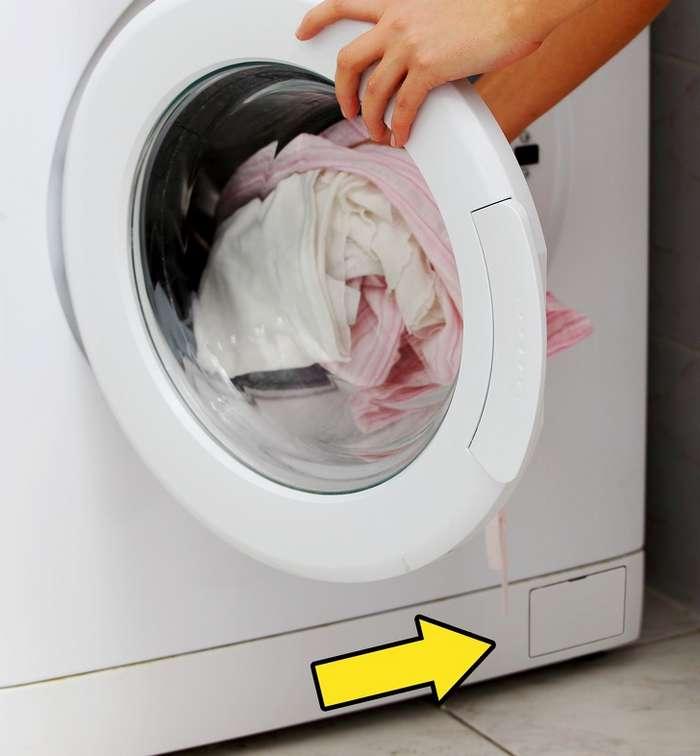 Получает оргазм от стиральной машинкой — 8