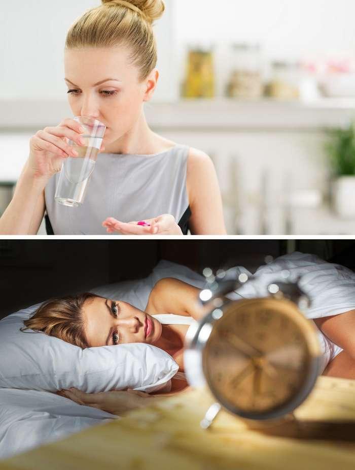 10вещей, которые нестоит делать вечером иперед сном