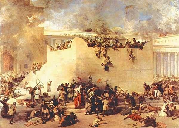 Катастрофа бронзового века — почему погибли крупнейшие цивилизации-12 фото-