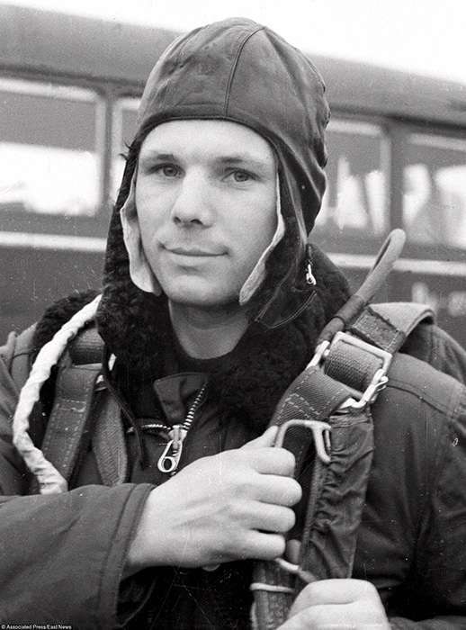 Как на самом деле погиб Юрий Гагарин