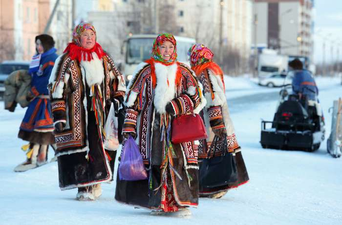 Прогулка по Ямалу