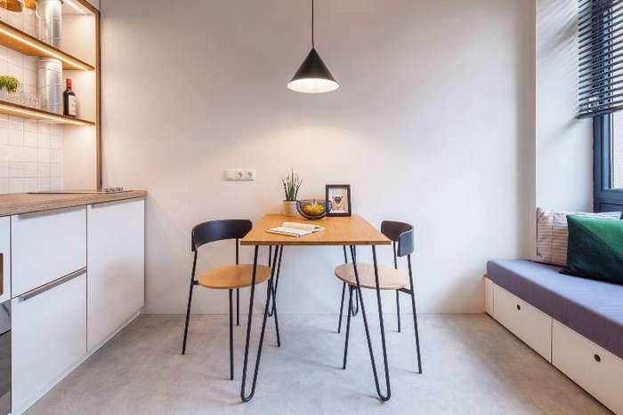 Необычное студенческое общежитие в Нидерландах