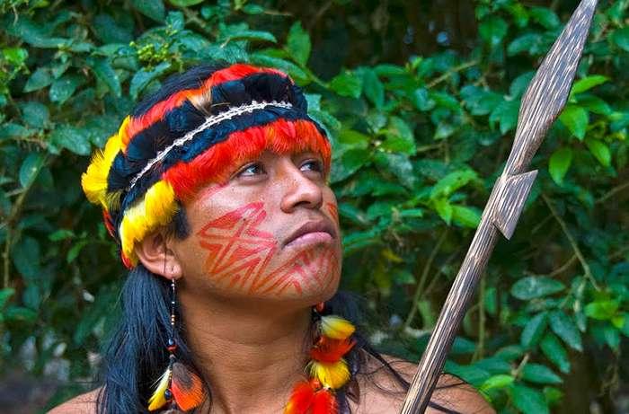 Самые воинственные на свете племена