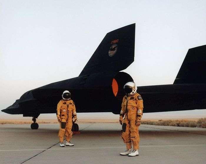 Американские самолеты-шпионы, благодаря которым в ЦРУ знали все секреты Советского Союза