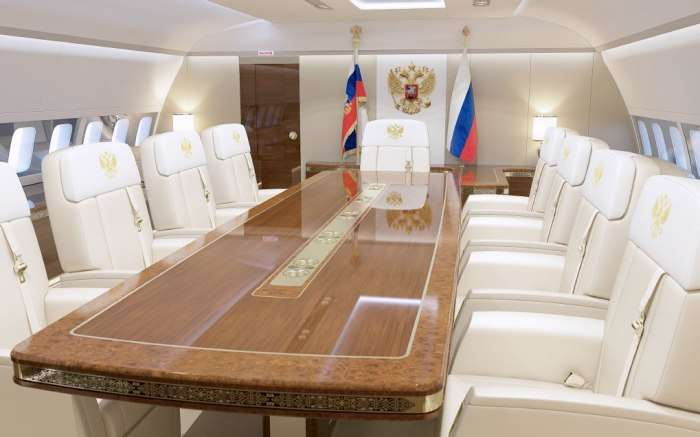 Самолет для президента: На чем летает Владимир Путин и первые лица других государств