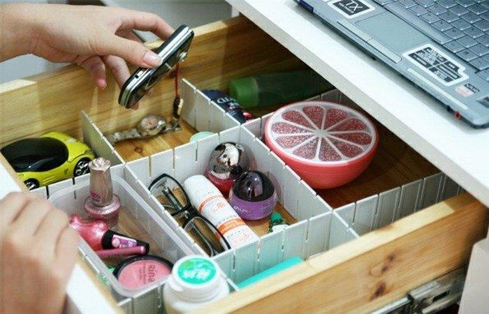 8 советов, как навести порядок в доме с помощью безделушек из магазинов -все по 100-