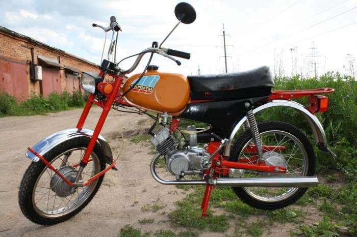10 советских мотоциклов, о которых мечтали все мальчишки