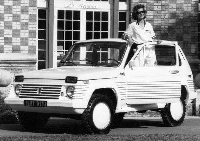 12 автомобилей -Нива-, которые не видели большинство отечественных водителей