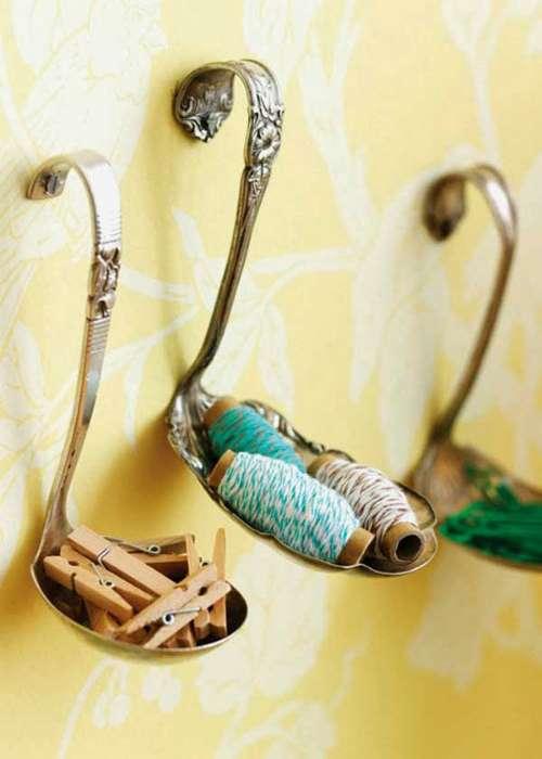 17 потрясных примеров превращения старого хлама в запоминающиеся предметы декора