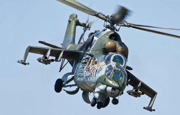 10 современных боевых вертолётов, которым нет равных в воздухе