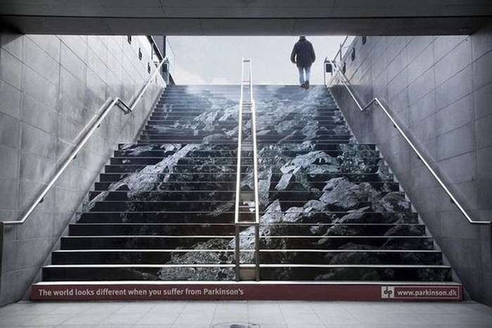 Нестандартная реклама, которая на скаку остановит&8230;