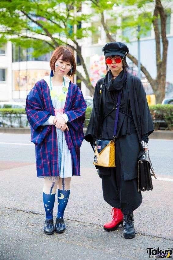 Токийские модники