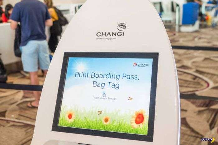 Сингапурский аэропорт очень уж хорош
