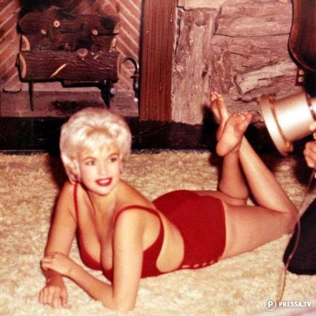 Джейн Мэнсфилд - самая умная глупая блондинка Голливуда