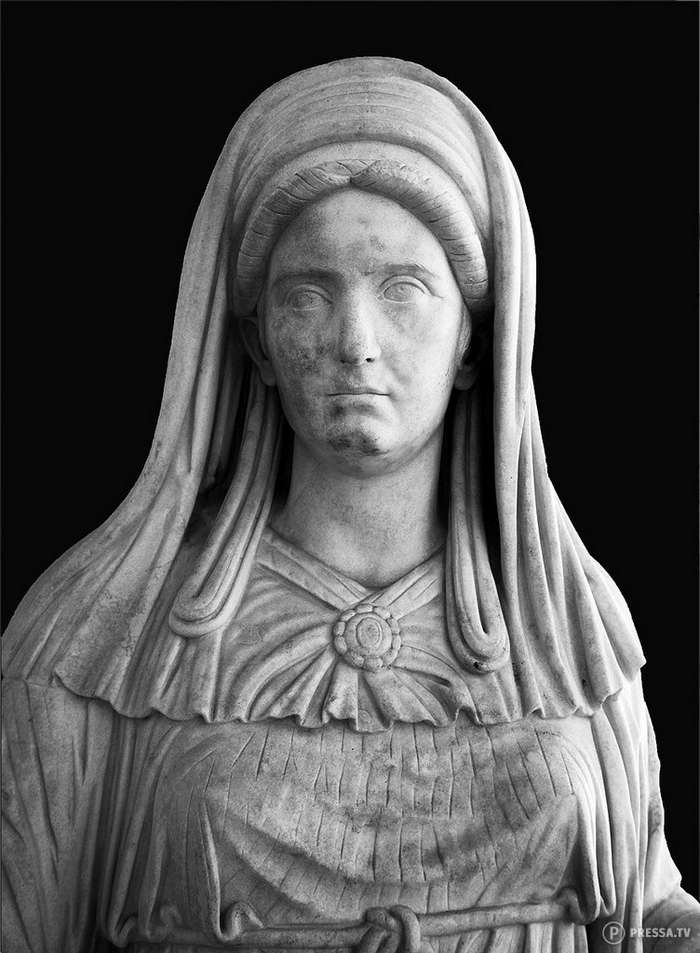 Зачем фата невесте? Традиции со времен Древней Греции и Древнего Рима