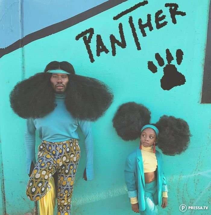 Бенни Гарлем с дочерью - новые фотографии