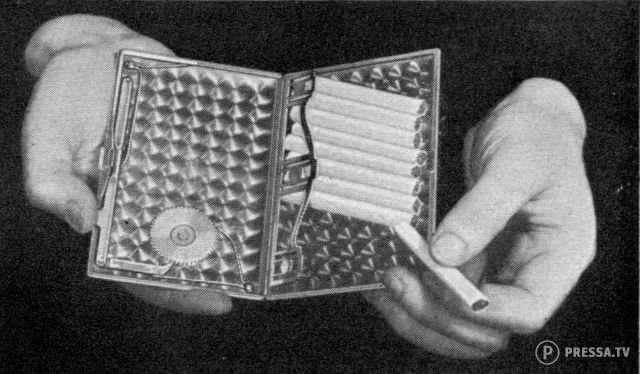 Хорошо, что забыты: необычные приспособления для курения из прошлого