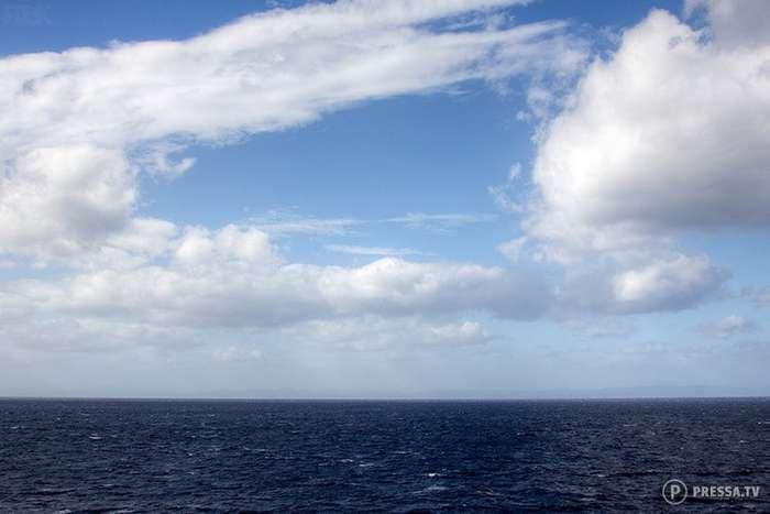 Круизные лайнеры: рекламные проспекты и реальность