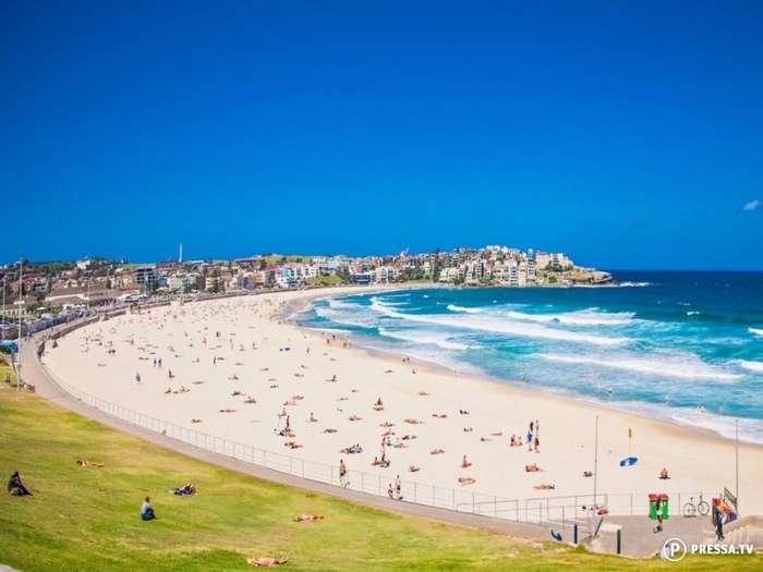 Как в реальности выглядят некоторые известные пляжи мира