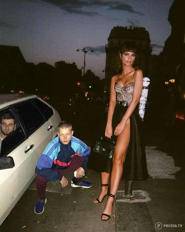 Гений фотошопа с Эмили Ратаковски
