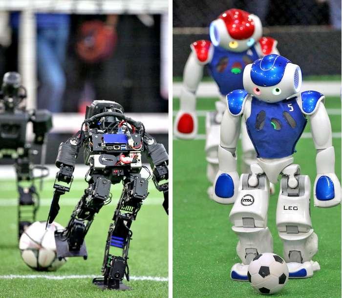 Думаете, роботы никогда незаменят людей? Возможно, ноэти 10явно составят нам конкуренцию