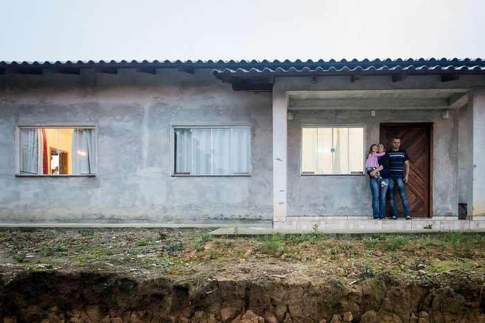 Посмотрите, как живут богатые ибедные семьи совсего мира