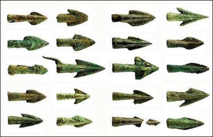 Забытая битва Бронзового века. Мумии и скелеты-14 фото-