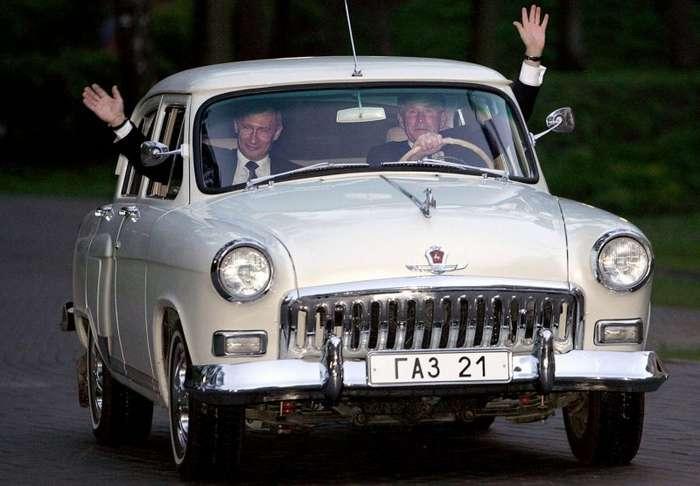 -Волга-, как у Путина: на продажу выставили ГАЗ-21 выпущенный в 2004 году-21 фото-