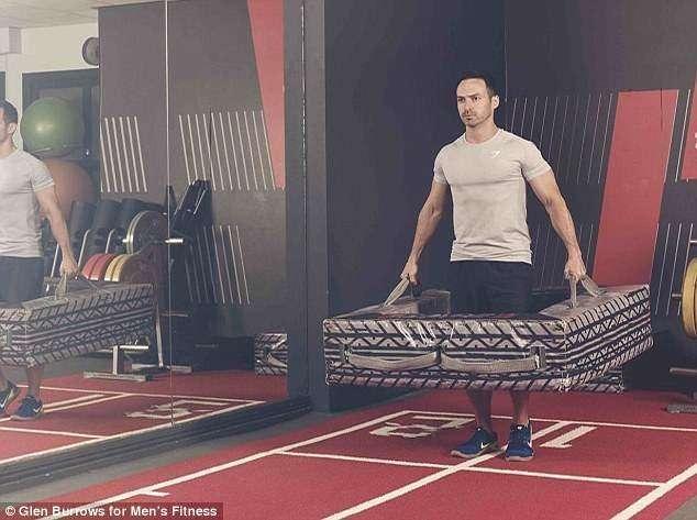 Главред фитнес-журнала избавился от толстого пуза всего за 8 недель-11 фото-