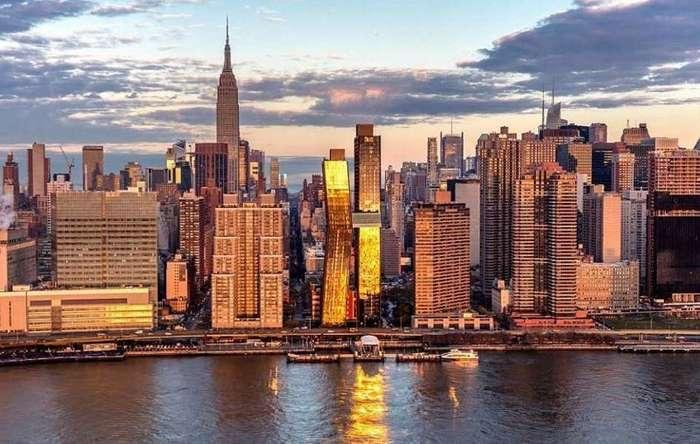 Самые красивые небоскребы планеты-16 фото-
