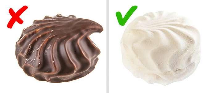 Чем полезны сладости икакие изних стоит выбирать, чтобы нерастолстеть