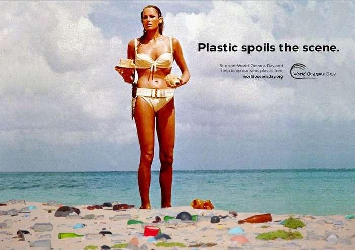 Социальная реклама, которая пытается спасти природу, пока нестало слишком поздно