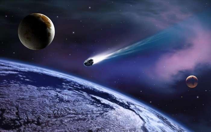 Метеориты – космические гостинцы, упавшие на нашу планету